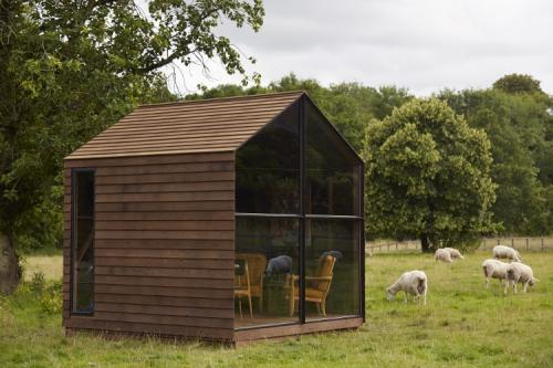 Paul Smith's Shed